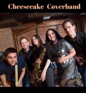 "Cover-band ""Cheesecake"""