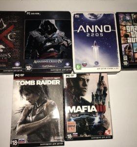 Игры для ПК, Assassin's Creed и другие