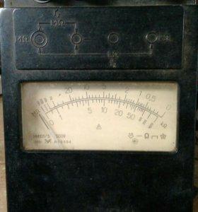 Мегаомметр М4101
