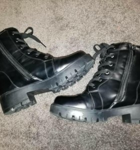 Зимние ботинки размер 37