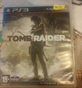 Tomb Raider или Лара Крофт