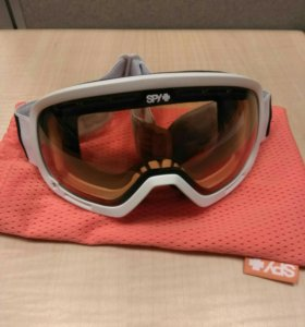Продам горнолыжную маску Spy Marshall