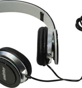 Наушники SmartBuy черные SBE-9400
