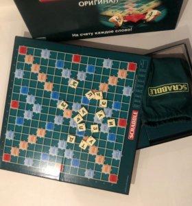 Настольная игра Scrabble (оригинал)