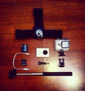 Экшеном камера