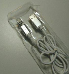 магнитный кабель для iphone