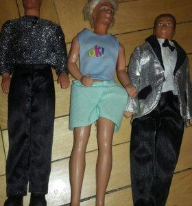 Барби Куклы Старые Винтаж