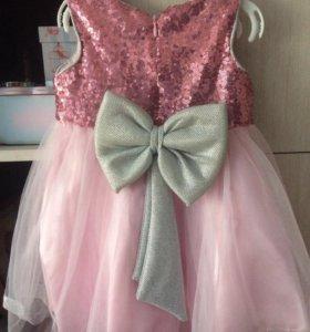 Платье на 1-1,5