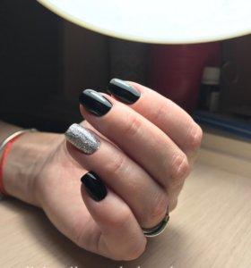 Покрытие ногтей 💅🏼🤤