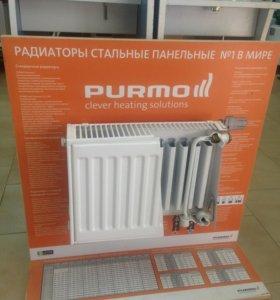 Радиаторы стальные панельные PURMO тип C