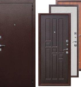 Входная металлическая дверь Гарда 8мм