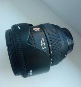 Объектив Sigma 24-70mm 1:2.8 EX DG HSM для Nikon