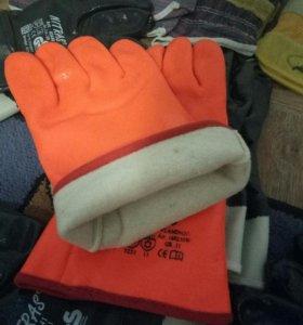 перчатки руковицы меховые