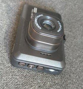 Автомобильный видеорегистратор Vehicle Blackbox