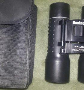 Бинокль Bushnell 22х40