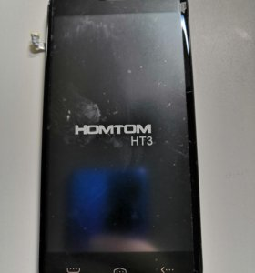 Дисплей для HOMTOM HT3