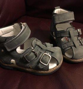 Кожаные сандали 🌟🌟🌟 Perlina orthopedic🌟🌟🌟