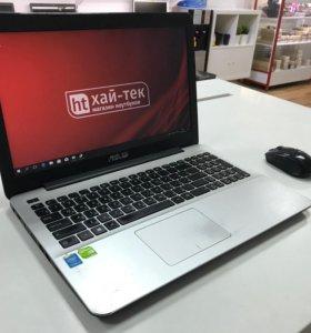 Asus i7-5500u\GeForce 930 2Gb.Игровой с Гарантией