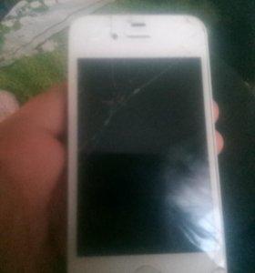 Айфон 4 ориг на запчасти