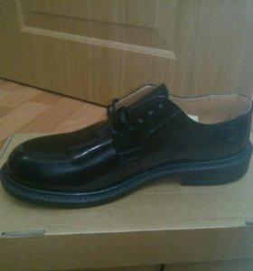Туфли для военнослужащих летние на шнурках
