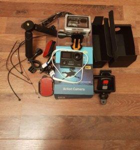 Новая экшн камера EKEN H6s 4K