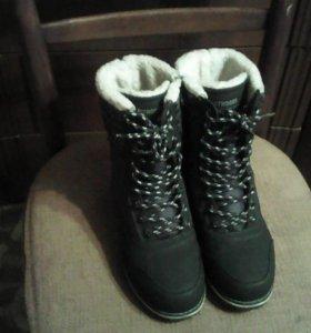 Ботинки женские ,зимние, 36 размер.