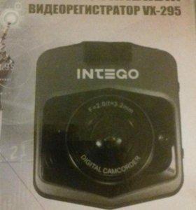 Видеорегистратор VX-295 INTEGO