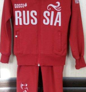"Спорт.костюм""BOSCO"".2-4 года"