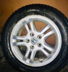Диски honda accord Acura TSX r16