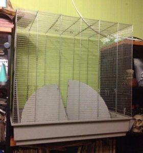 Клетка для грызунов (шиншиллы, крысы)