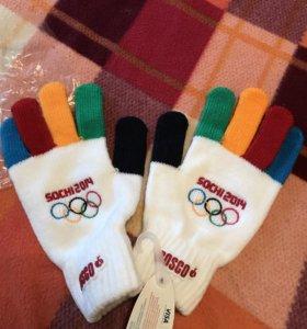 Перчатки 🧤 новые
