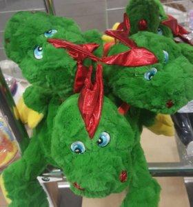 Подарок Новогодний Дракоша