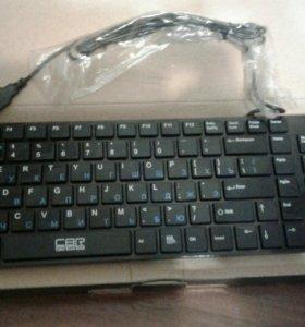 Клавиатура USB. Новая
