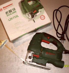 Электролобзик LZK750L