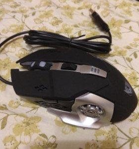 Игровая мышь ( новая )