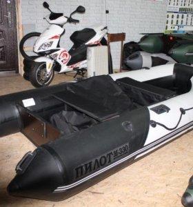 Лодка пвх Пилот М330 Новая