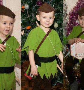 Новогодний костюм Робин Гуд
