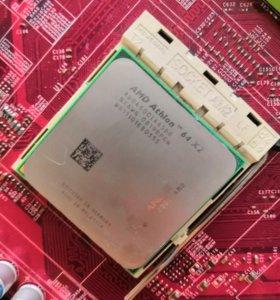 Процессор ПК AMD Athlon 64 x2