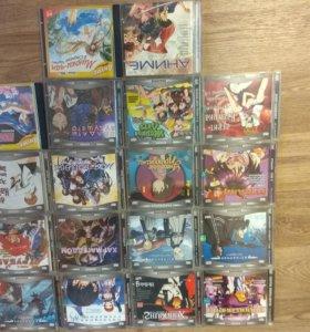 Коллекционная серия аниме-дисков