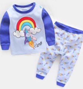 Детская пижама хлопок