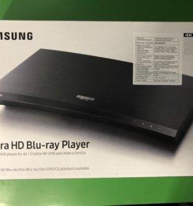 4K UHD Blu-Ray-плеер SAMSUNG UBD-M8500
