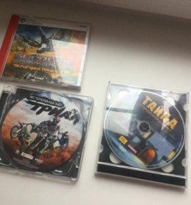 Игры на DVD