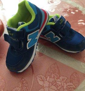Кроссовки и сандали для мальчика