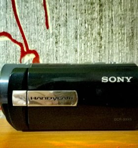 Видеокамера Sony DCR-SX45