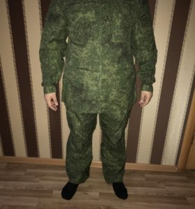 Военная форма новая