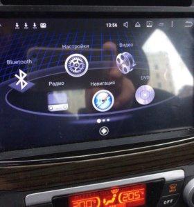 Штатное головное устройство на форд фокус 2