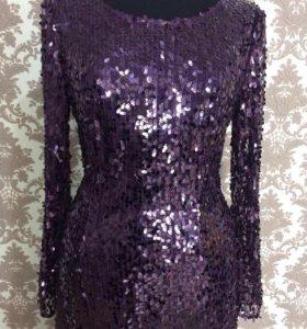 Платье вечернее, Итальянские ткани, новое!