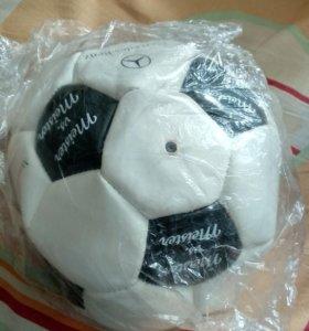 Мяч футбольный оригинал Mercedes-Benz