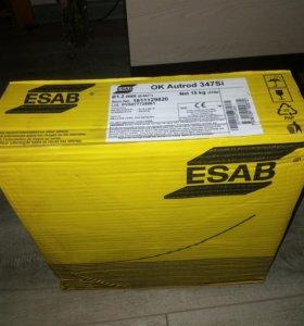 Нежавеющая проволока ESAB