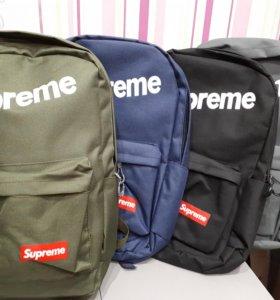 Рюкзак Supreme новый